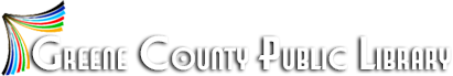 Greene County Public Library Logo
